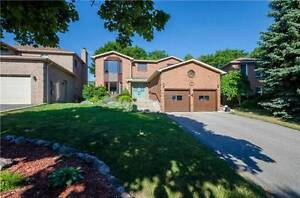 Detached Spacious 4bd House For Rent-South Barrie-GREAT LOCATION