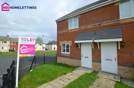 2 bedroom house in Valiant Way, Catchgate, Stanley, County Durham, DH9