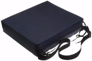Hip Cushion with Navy Rip-Stop Cover and Ties ATF-251