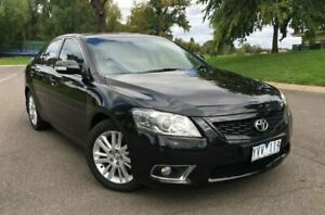 2011 Toyota Aurion GSV40R White Limited Edition Ink 6 Speed Auto Sequential Sedan