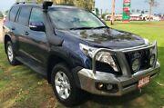 2014 Toyota Landcruiser Prado KDJ150R MY14 GXL Blue 5 Speed Sports Automatic Wagon Hidden Valley Darwin City Preview