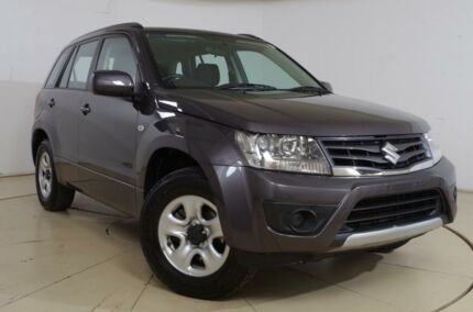 2013 Suzuki Grand Vitara JB MY13 Urban 2WD Quasar Grey 4 Speed Automatic Wagon Tanunda Barossa Area Preview