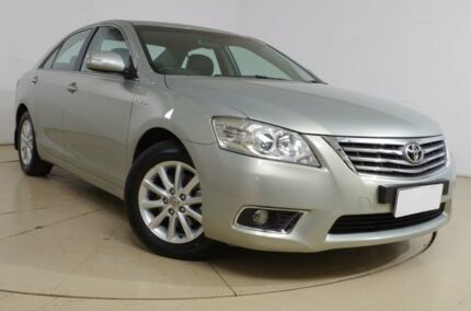2009 Toyota Aurion GSV40R Prodigy Silver 6 Speed Auto Seq Sportshift Sedan Gepps Cross Port Adelaide Area Preview