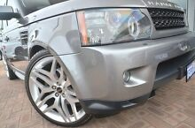 2010 Land Rover Range Rover Sport L320 10MY TDV6 Grey 6 Speed Sports Automatic Wagon Osborne Park Stirling Area Preview