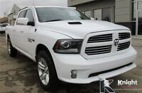 2013 Ram 1500 Sport Heated/Cooled Leather Remote Start