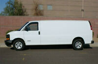 Wanted Driver With Cargo Van for Sunday