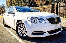 2014 Holden Commodore VF MY14 Evoke White 6 Speed Sports Automatic Sedan Medindie Walkerville Area Preview