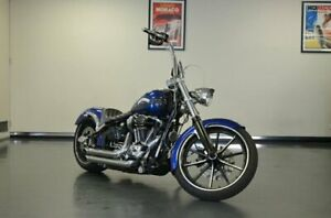 2014 Harley-Davidson BREAKOUT 103 (FXSB) ROAD 1688cc Chatswood Willoughby Area Preview