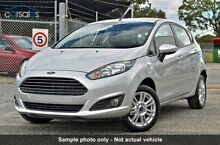 2015 Ford Fiesta  Silver Sports Automatic Dual Clutch Hatchback Launceston 7250 Launceston Area Preview