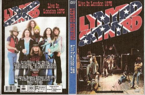 lynyrd skynyrd live london dvd 1975 & winterland 1976 molly hatchet 38 special