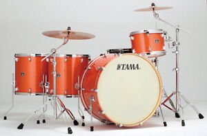 """TAMA Superstar Classic Limited Edition 26"""" Bass Drum cw/ 3 toms"""