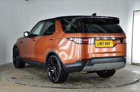 2017 LAND ROVER DISCOVERY SW SPECIAL EDITIONS