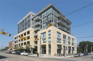 Gorgeous Upgraded 1+1 Unit In Boutique Style Sync Lofts. Prime