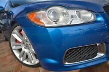 2010 Jaguar XF X250 MY10 XFR Kyanite Blue 6 Speed Sports Automatic Sedan Osborne Park Stirling Area Preview