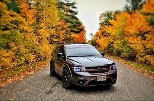 2014 Dodge Journey Sxt blacktop SUV, Crossover