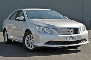 2013 Toyota Aurion Silver Sports Automatic Sedan Cranbourne Casey Area Preview
