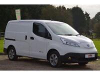 2016 66 NISSAN NV200 ELECTRIC ACENTA RAPID PLUS AUTO 108 BHP VAN