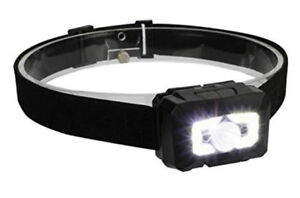 BRAND NEW Waterproof Headlamp LED with Sensor