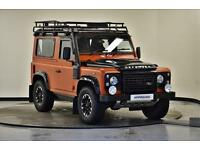 2016 LAND ROVER DEFENDER 90 SWB DIESEL SPECIAL EDITIONS