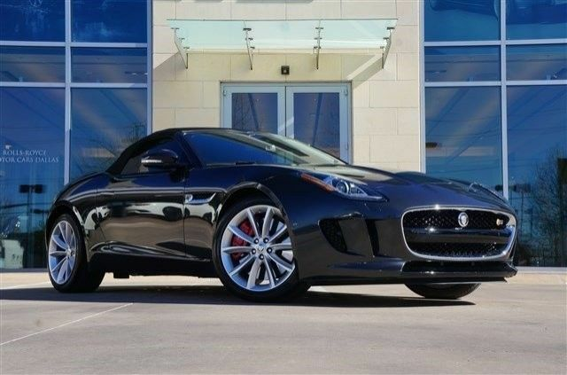 Available As A Soft Top Convertible Or Coupe, The Jaguar F Type Sports Car  Features Three Different Engine Choices. The Top Of The Line Model Uses The  ...