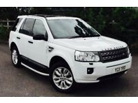 Land Rover Freelander 2.2 5 Door Automatic   45,000 Miles   Leather Heated Seats   Perfect Condition