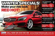 Tint Professionals $149 any hatchback or sedan Cabramatta Fairfield Area Preview