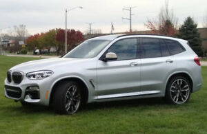 2018 BMW X3 M40i (Buy or take over lease)