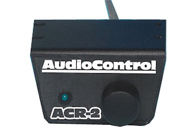 AUDIOCONTROL Acr-2 Remote Remote Level/bass Control For S...