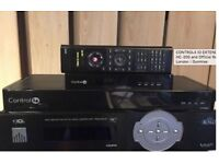 CONTROL4 IO EXTENDER and Controller HC-200 and Official Remote