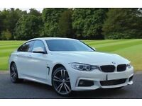 BMW 4 Series 430D MSPORT GRAND COUPE