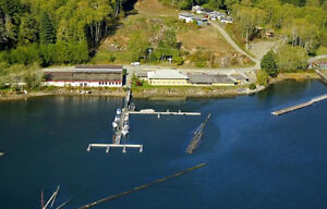West Coast Of Vancouver Island Hotel & Marina for Sale