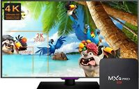 Turn your TV into smart TV for $80 with MXQ PRO and watch FREE
