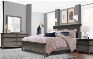 QUALITY 8 PIECE BEDROOM SETS -NEW IN BOX AT 40-60% DISCOUNTS!