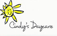 CINDY'S DAYCARE (PICKERING LIVERPOOL AND FINCH AREA)