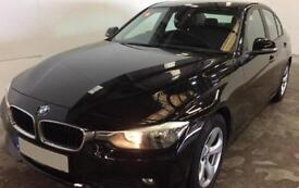 BMW 320 2.0TD d Efficient Dynamics 2013MY d EfficientDynamics FROM £62 PER WEEK