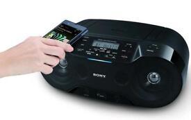Sony ZS-RS70BTB DAB FM MP3 USB NFC BLUETOOTH