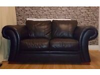 Arighi Bianchi leather 2+3 seater Sofas