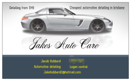 Automotive Detailing from $49