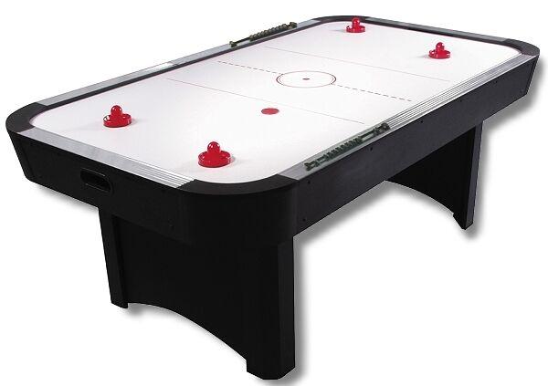 Bandito Airhockey Tisch Toronto - Airhockeytisch 7 ft. - Speedhockey