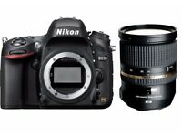 Nikon D610 + Tamron 24-70 F/2.8 lens