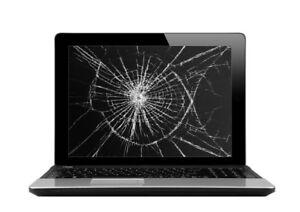 LAPTOP SCREEN, KEYBOARD & DC JACK REPAIRS! #1 in Laptop Repairs