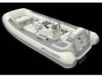 Williams Turbo Jet Rib 325