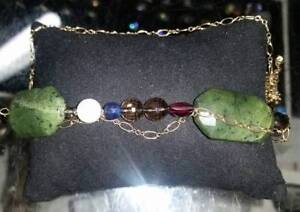 Jade Necklace $299 at Great Pacific Pawnbrokers