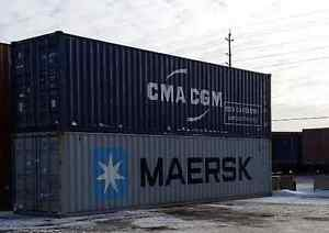 Storage and Shipping Containers (Sea Cans) FOR SALE Edmonton Edmonton Area image 6