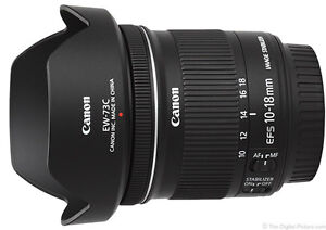 Wanted: Canon 10-18mm STM lens