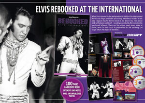 Elvis Coffret Cds  Rebooked At The International!