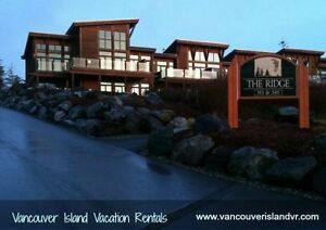 Ocean view vacation rental condos in Ucluelet, BC