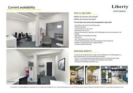 A Clean, Modern Large 4-6 Person Office in Wembley Alperton