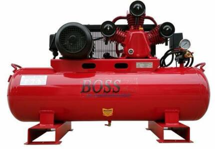 BOSS 20cfm/ 4hp Air Compressor (3 Phase) Brisbane City Brisbane North West Preview