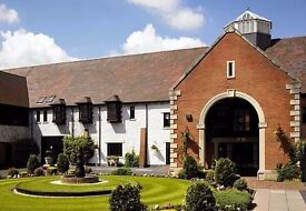 Conference and Banqueting Bar Associate at Forest of Arden Marriott Hotel & Country Club